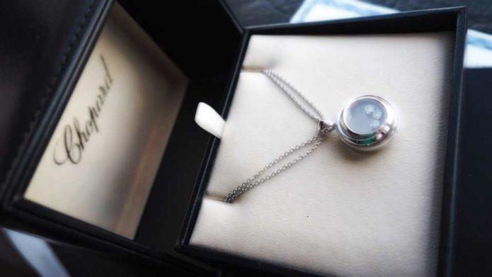 часы и ювелирные украшения Chopard