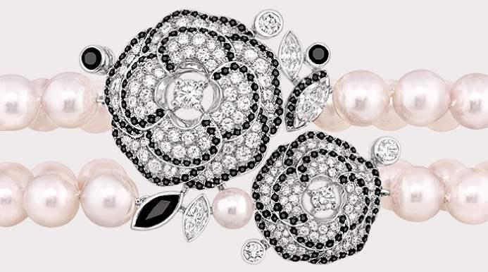 Прекрасные Камелии от Chanel