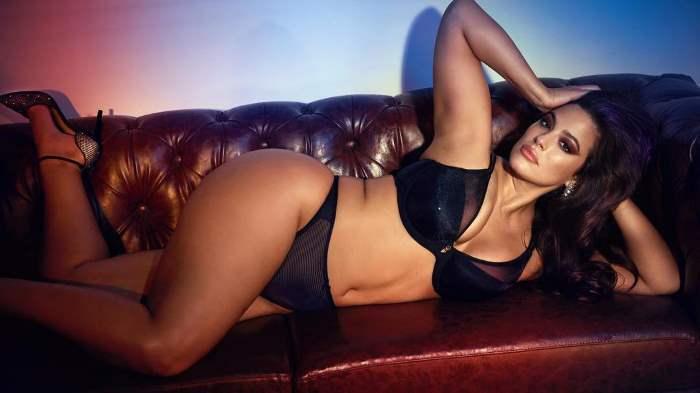 Эшли Грэм -супермодель и боец за боди-позитив