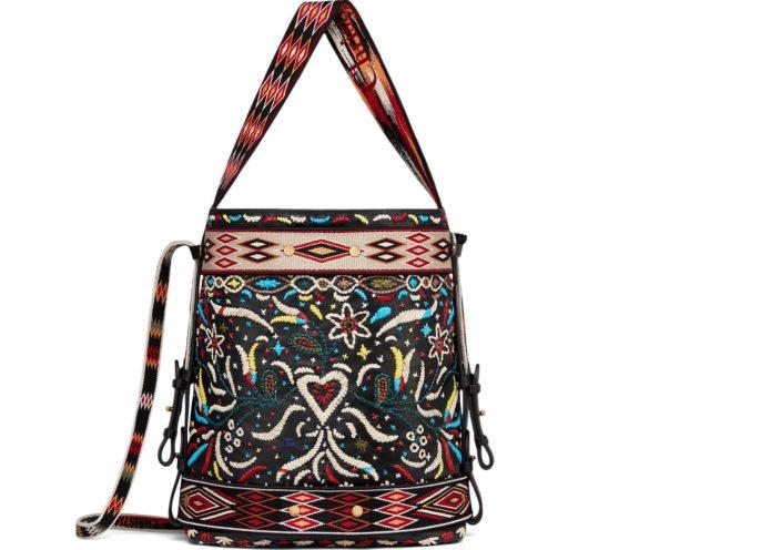 """Шикарная текстильная модель """"Hobo"""" от Christian Dior"""