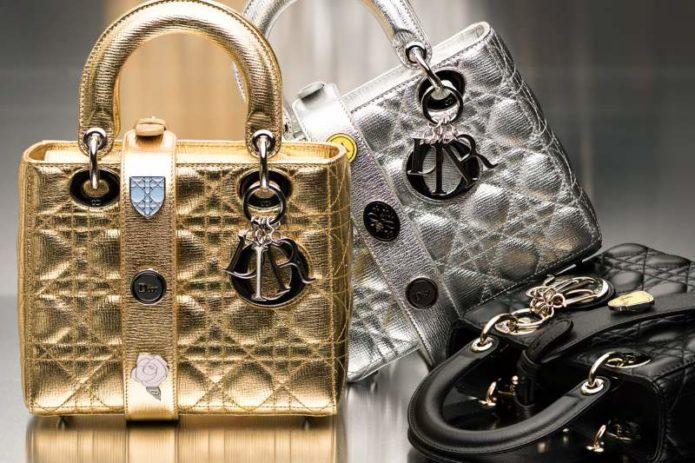 """Классическая сумка """"Lady Dior"""""""