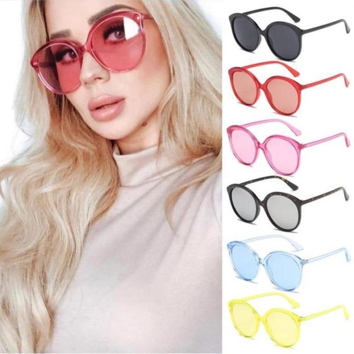 Очки со светлыми стёклами-новый тренд сезона лето 2019