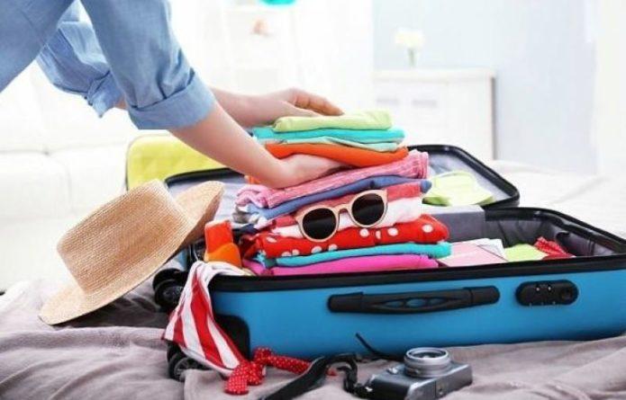 Пора в отпуск. Собираем чемодан